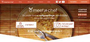 Logo de la startup Meet Ze Chef