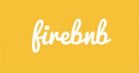 Logo de la startup Firebnb