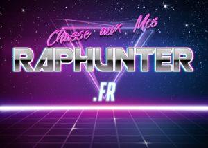 Logo de la startup raphunter