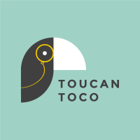 Logo de la startup Toucan Toco
