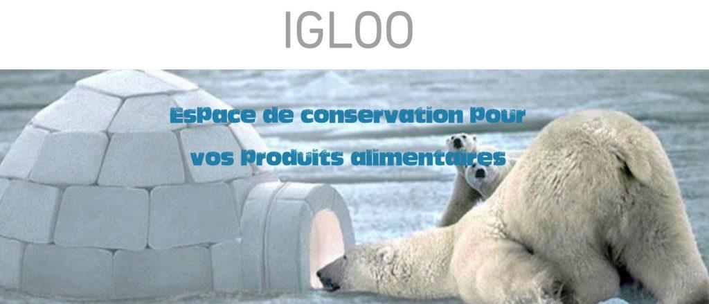 Logo de la startup Igloo