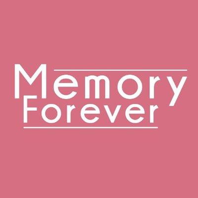 Logo de la startup Memory Forever