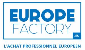Logo de la startup Europe Factory