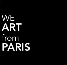 Logo de la startup We Art From Paris