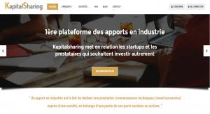 Logo de la startup kapitalsharing