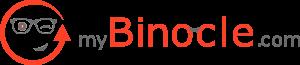 Logo de la startup mybinocle