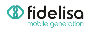Logo de la startup Fidelisa