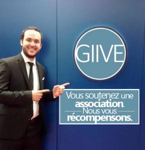 Logo de la startup Giive