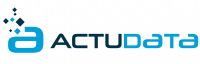 Logo de la startup ActuData