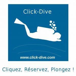 Logo de la startup Click-Dive