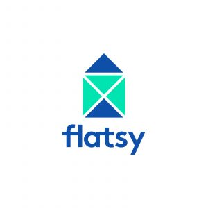 Logo de la startup Flatsy