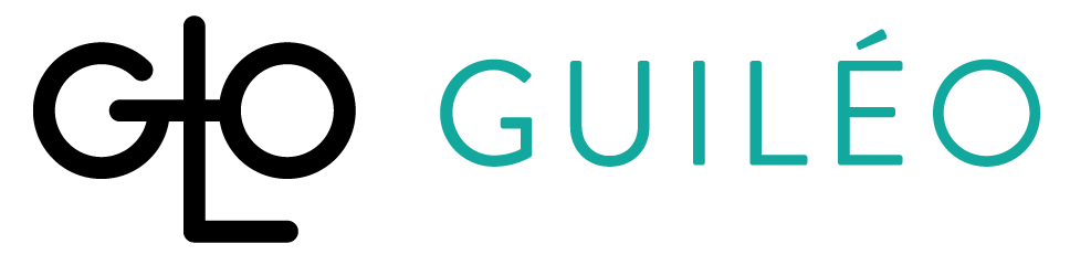 Logo de la startup GUILEO