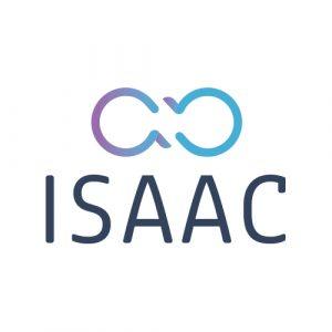 Logo de la startup ISAAC