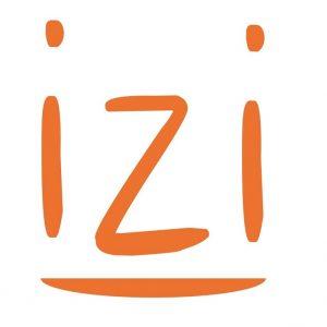 Logo de la startup iziParty