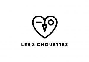 Logo de la startup Les 3 Chouettes