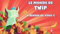 Logo de la startup Le Monde de Twip se met à la cuisine