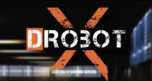Logo de la startup DROBOT X park