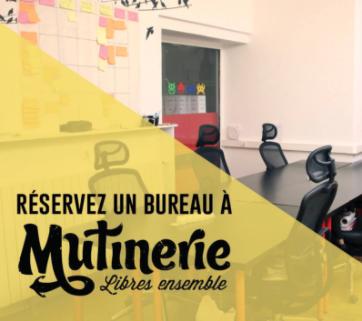 Logo de la startup Mutinerie