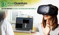 Logo de la startup KineQuantum