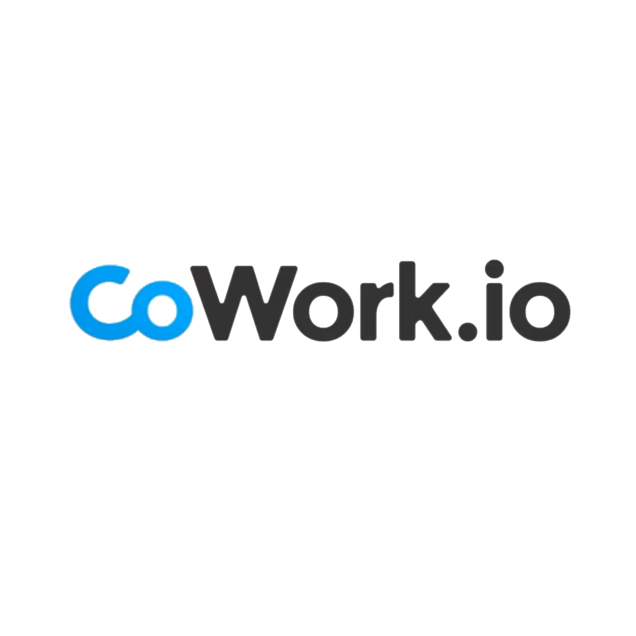 Logo de la startup CoWork io