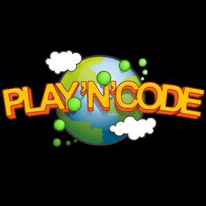 Logo de la startup Play'n'Code
