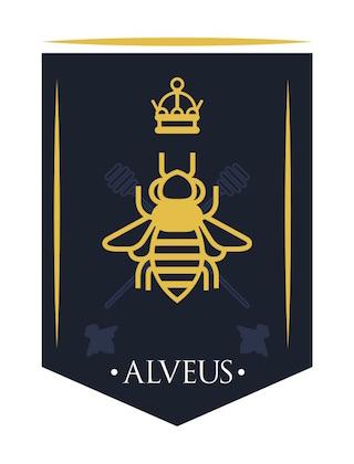 Logo de la startup Alveus