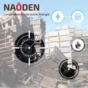 Logo de la startup NAODEN
