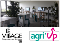 Logo de la startup Le Village by CA Normandie & Agri'Up