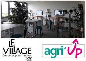 Logo de la startup Le Village by CA Normandie & Agri'Up