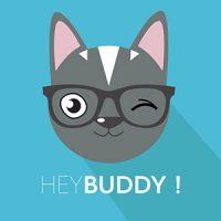 Logo de la startup Hey Buddy