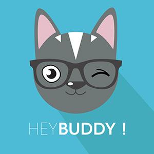 """Résultat de recherche d'images pour """"hey buddy logo"""""""