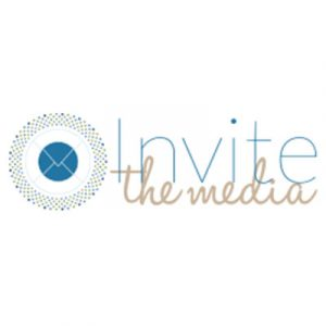 Logo de la startup INVITE THE MEDIA