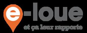 Logo de la startup E-LOUE