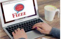 Logo de la startup fizzz lu