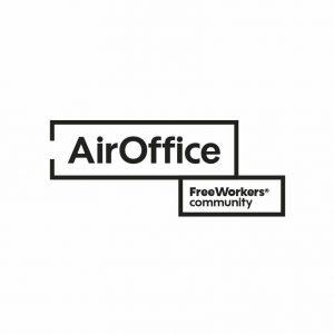 Logo de la startup AirOffice