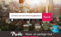 Logo de la startup Pwiic com