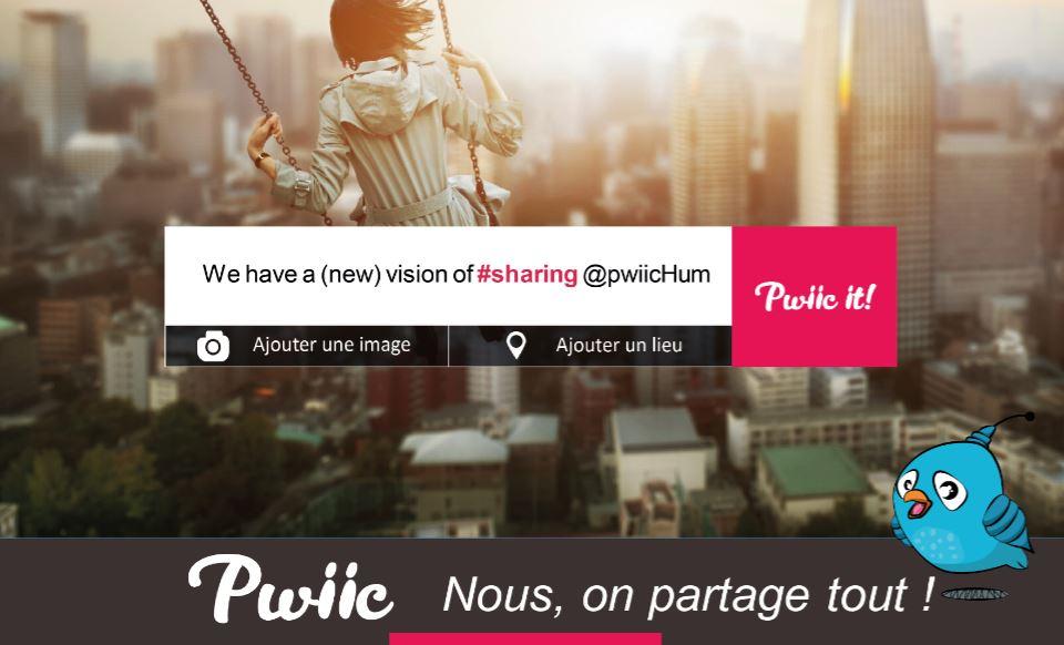 Logo de la startup Pwiic