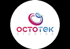 Logo de la startup Octotek-Studios