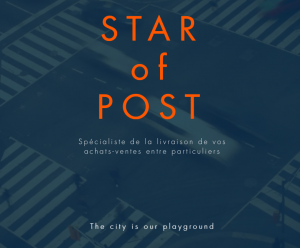 Logo de la startup STAR of POST