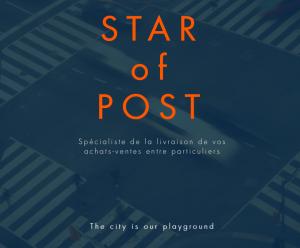 Logo de la startup STAR of POST