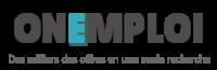 Logo de la startup Onemploi  Votre recherche d'emploi commence ici