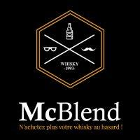Logo de la startup McBlend