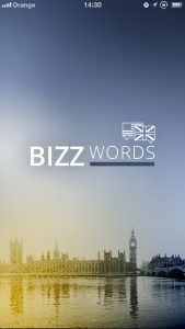 Logo de la startup Bizzwords