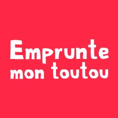 Logo de la startup Emprunte Mon Toutou