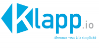 Logo de la startup Klapp io