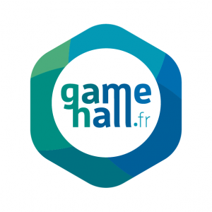 Logo de la startup Gamehall
