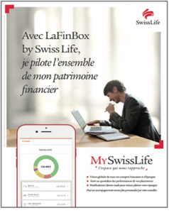Logo de la startup Swiss Life