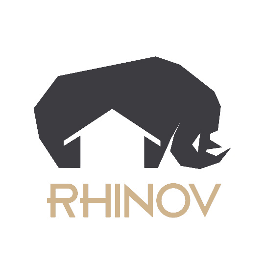 Logo de la startup RHINOV