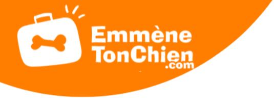 Logo de la startup Emmene Ton Chien