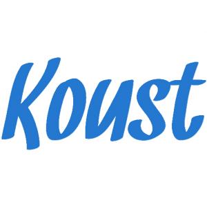 Logo de la startup Koust
